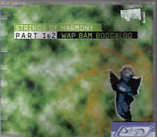 Strings of Harmony-Part 1&2  cd maxi single 5 tracks
