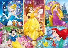 Disney Princess Brillant Puzzle 104 Teile Kinderpuzzle Clementoni 20140.2