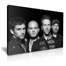 Coldplay Rock Band Poster Picture Print Canvas Wall Art 76x50cm