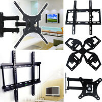 "Full Motion TV Wall Mount Tilt Swivel Bracket 10"" - 70"" Inch LCD LED Flat Screen"