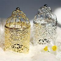 Windlicht Glas Sturmlaterne Hänge Laterne Teelichthalter Kerzenhalter Tischdeko
