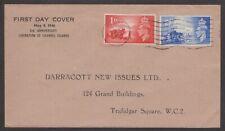 GB - 1948 Liberation - C1/2 - Imprinted FDC - Cat £35.00 - Very Fine