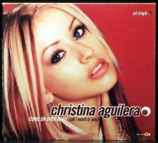 Come on Over (All I Want Is You) by Christina Aguilera (CD, 2000, BMG) SINGLE