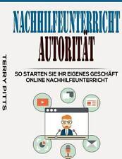 Nachhilfeunterricht Autorität : So Starten Sie Ihr Eigenes Geschäft Online...