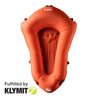 Klymit Lite Water Dinghy (LWD) Inflatable Pack Raft BOAT - Factory Refurbished
