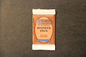MTG Revised 3rd Edition factory sealed booster pack (1994) Magic The Gathering