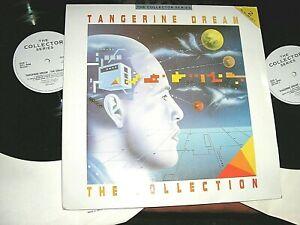 TANGERINE DREAM  -     The Collection,     ORIG 1987 UK DOUBLE-LP..... NICE COPY