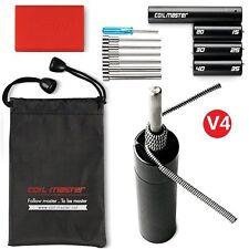 Coil Master V4 Kit - Wickelzubehör Wickelhilfe Coiling -Werkzeug für e Zigarette