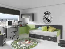 Vinilo adhesivo escudo Real Madrid stickers decoración rótulos calcas pegatinas