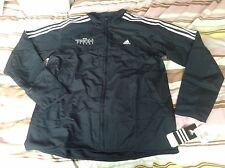 Bnwt Adult Genuine Adidas Tron Legacy Tracksuit Training Jacket Top Size Medium