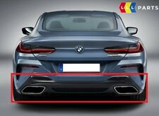NEW GENUINE BMW 8 SERIES G14 G15 REAR BUMPER COVER M - SPORT CARBON 51128074817