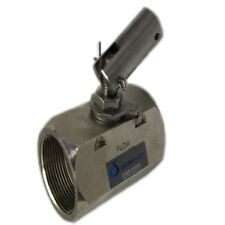 17260 HENNY PENNY CHICKEN PRESSURE FRYER DRAIN OUTLET VALVE HP17260 SPARES
