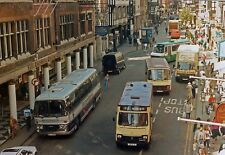 Chester City Transport Minibuses 6x4 Quality Bus Photo