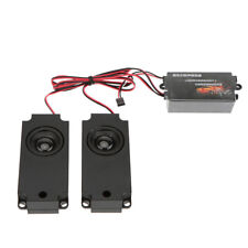 RC Car Truck Engine Sound Module 10 Kinds Sounds Accelerator Linkage Sound Kit