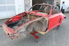 Porsche 911 2,4 T Ölklappe Targa 1972 Sonderfarbe OLIV 414