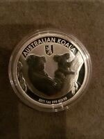 2011 Australie Koala 1 oz silver .999   Privy Mark Berlin Ours