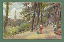 C1920'S A. R. QUINTON THE PINE WALK BOURNEMOUTH - SALMON PUBLISHED