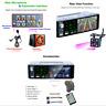 4.1'' Car Single DIN RDS AUX Stereo Radio MP5 Player Bluetooth FM Dual USB