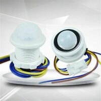 PIR Infrared Body Motion Sensor Control Switch Light Lamp 5W~200W Home Decor HS