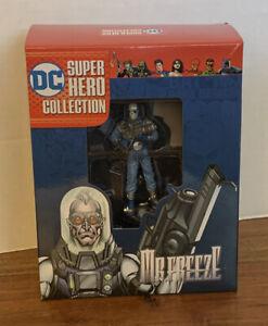 2018 Eaglemoss DC Comics Super Hero Collection ~ MR. FREEZE 1:21 NEW
