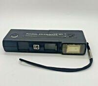 Vintage Kodak Ektralite 10 Camera 1970s Point Shoot Uses 110 Film UNTESTED