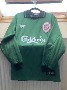 Liverpool Goalkeeper Shirt 1993-95 - 34/36