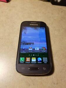 Samsung Galaxy SM-S765C - Black Smartphone