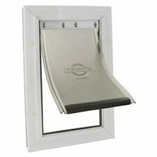 PetSafe Magnetic Pet Flap Gate Door Cat Small Dog 620 Aluminium <18 kg 5014