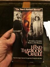 The Hand That Rocks the Cradle (VHS, 1992) Annabella Sciorra