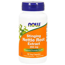 Nettle Root Extract, 250mg x 90 Veg Capsules - NOW Foods