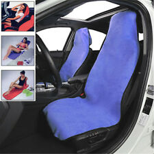 Portable Yoga Sweat Towel Seat Mat Comfortable & Durable Fabric Car Seat Cover