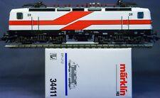 Märklin Art.Nr. 34411 E-Lok BR 212 der DR (DDR). DELTA-Decoder.