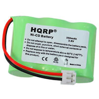 HQRP Battery for VTech EK2414 2414 ia5846 ia5848 ia5854 ia5862 Cordless Phone