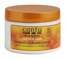 Cantu Shea Butter for Natural Hair Coconut Curling Cream  340 g NEW