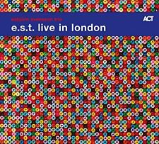 E.s.t. Live in London (2cd) Act Music Esbjorn Svensson Trio