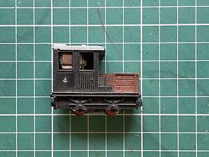 009 Scale narrow gauge Industrial locomotive