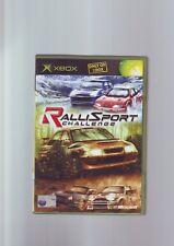 Rallisport Challenge 1-Juego De Xbox/360 compatible-Original y Completo