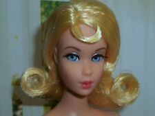 Barbie Vintage Repro 2018 MOD Friends Lemon Blonde Nape Curl ~ Free U.S Ship