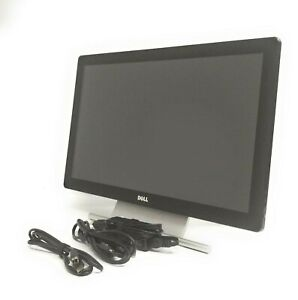 """Dell P2314T 23"""" 10-Point Touch Screen LED Widescreen Monitor B-Grade Few Scratch"""