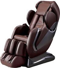 Brand New Massage Chair A385 Zero Gravity Zero Space Bluetooth Heater Roll Brown