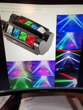 Bühnenlicht 80W RGBW Led Moving Head Licht DMX