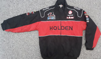 Holden adult winter high quality motor racing jacket brand new