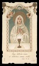 santino cromo-holy card S.LEGA n.9110 EGO DILECTA MEA