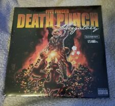 Five Finger Death Punch Purgatory Tales From The Pit; 2 Pic Disc Vinyl RSD 2014