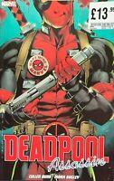 DEADPOOL ASSASSIN - Marvel Comics Book