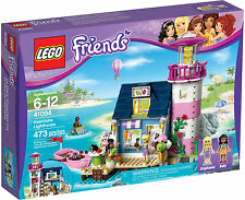 Lego Friends 41094: Faro Heartlake-totalmente Nuevo