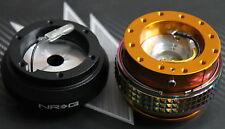 NRG STEERING WHEEL QUICK RELEASE HUB 2.1 GOLD-NEO TOYOTA CAMRY CELICA SUPRA MR2