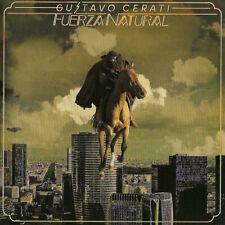 Gustavo Cerati - Fuerza Natural (New Sealed CD)