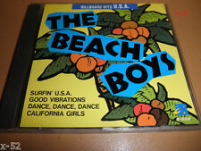 BEACH BOYS best of HITS cd SURFIN USA wendy LITTLE HONDA ca girls SLOOP JOHN B