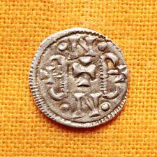 Medieval Silver Coin - Arpad Dynasty Geza II. Denar, RRR! 12. Century